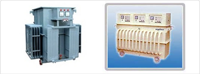 Servo Voltage Stabilizer and Isolation Transformer